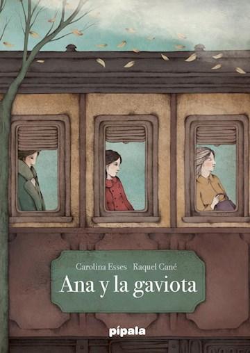 Papel Ana Y La Gaviota