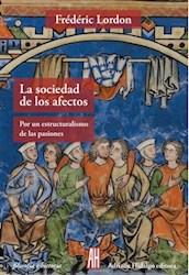 Libro La Sociedad De Los Afectos