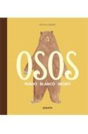 Papel OSOS PARDO BLANCO NEGRO (ILUSTRADO) (CARTONE)