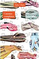 Papel CUENTOS COMPLETOS (COLECCION LA LENGUA / CUENTO)