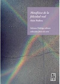 Papel Metafísica De La Felicidad Real Nueva Edición