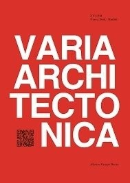 Libro Varia Architectonica