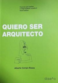 Libro Quiero Ser Arquitecto