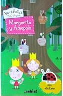 Papel MARGARITA Y AMAPOLA (BEN & HOLLY'S LITTLE KINGDOM) (CON STICKERS) (RUSTICA)