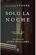 Papel SOLO LA NOCHE [TRADUCCION DE SALVADOR CRISTOFARO]