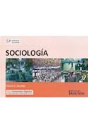 Papel SOCIOLOGIA (5 EDICION ACTUALIZADA) (INCLUYE CONTENIDOS DIGITALES)