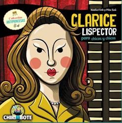 Libro Clarice Lispector Para Chicas Y Chicos