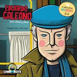 Papel Coleccion Antiheroes - Eduardo Galeano