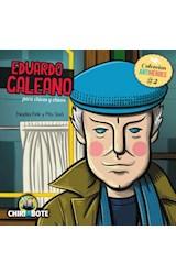 Papel EDUARDO GALEANO PARA CHICAS Y CHICOS - COL. ANTIHEROES