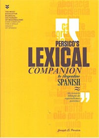 Papel Persico´S Lexical Companion To Argentine Spanish