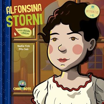 Papel Alfonsina Storni Para Chicas Y Chicos