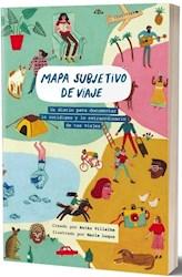 Libro Mapa Subjetivo De Viaje