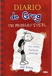 Papel Diario De Greg 1 - Un Renacuajo