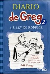 Papel Diario De Greg 2 - La Ley De Rodrick