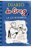 Papel DIARIO DE GREG 2 LA LEY DE RODRICK (RUSTICA)