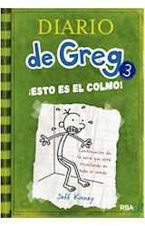 Papel DIARIO DE GREG 3 ESTO ES EL COLMO