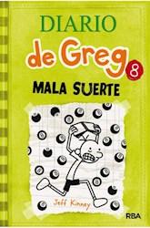 Papel Diario De Greg 8 - Mala Suerte