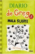 Papel DIARIO DE GREG 8 MALA SUERTE (RUSTICA)