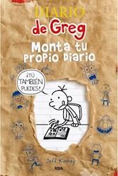 Libro Diario De Greg. Monta Tu Propio Diario