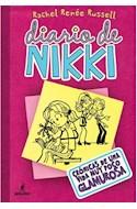 Papel DIARIO DE NIKKI 1 CRONICAS DE UNA VIDA MUY POCO GLAMUROSA