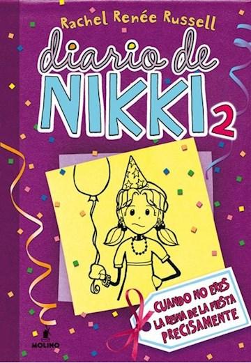 Papel Diario De Nikki 2