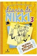 Papel DIARIO DE NIKKI 3 UNA ESTRELLA DEL POP MUY POCO BRILLANTE