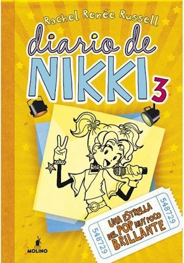 Papel Diario De Nikki 3
