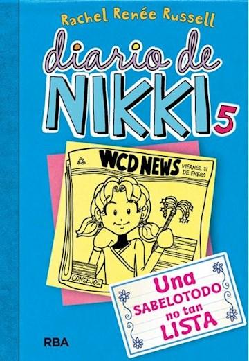 Papel Diario De Nikki 5