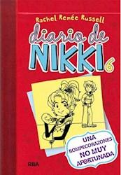 Papel Diario De Nikki 6 - Una Rompecorazones No Muy Afortunada