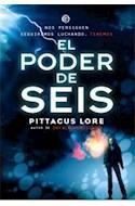 Papel PODER DE SEIS (LEGADOS DE LORIEN 2)