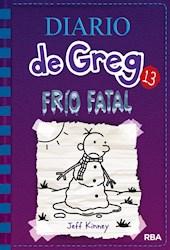 Papel Diario De Greg 13 - Frio Fatal