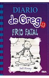 Papel DIARIO DE GREG 13 FRIO FATAL