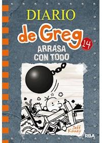 Papel Diario De Greg 14