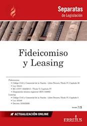 Libro Fideicomiso Y Leasing
