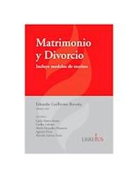 Libro Matrimonio Y Divorcio