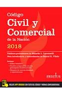 Papel CODIGO CIVIL Y COMERCIAL DE LA NACION 2018 (INCLUYE APP ERREIUS) (RUSTICA)