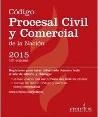 Libro Codigo Procesal Civil Y Comercial De La Nacion