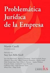 Libro Problematica Juridica De La Empresa
