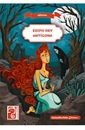 Papel EDIPO REY - ANTIGONA (COLECCION PAILA CLASICOS) (BOLSILLO) (RUSTICA)