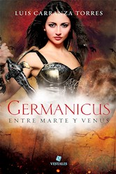 Libro Germanicus .Entre Marte Y Venus - (Trade)