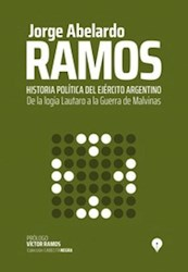 Libro Historia Y Politica Del Ejercito Argentino