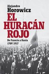 Libro El Huracan Rojo