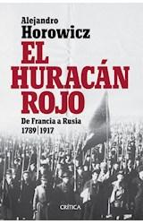 Papel EL HURACAN ROJO