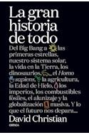 Papel GRAN HISTORIA DE TODO [TRADUCCION DE TOMAS FERNANDEZ AUZ]