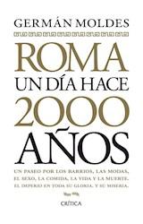 Papel ROMA, UN DIA HACE 2000 AÑOS