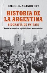Papel Historia De La Argentina Biografia De Un Pais