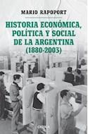 Papel HISTORIA ECONOMICA SOCIAL Y POLITICA ARGENTINA 1880-2003