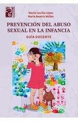 Papel PREVENCION DEL ABUSO SEXUAL EN LA INFANCIA