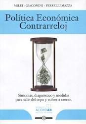 Libro Politica Economica Contra El Reloj