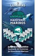Papel ANIMALES MAMIFEROS MARINOS JUEGO ENCICLOPEDICO (CONTIENE 32 LUMINIAS DE MAMIFEROS MARINOS)